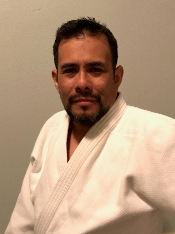 Ernesto Espinosa - Aikido ShinKiKan Student