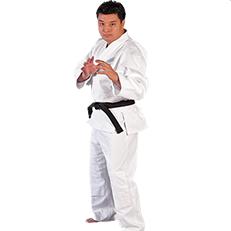 Hayashi single weaved Aikido Uniform