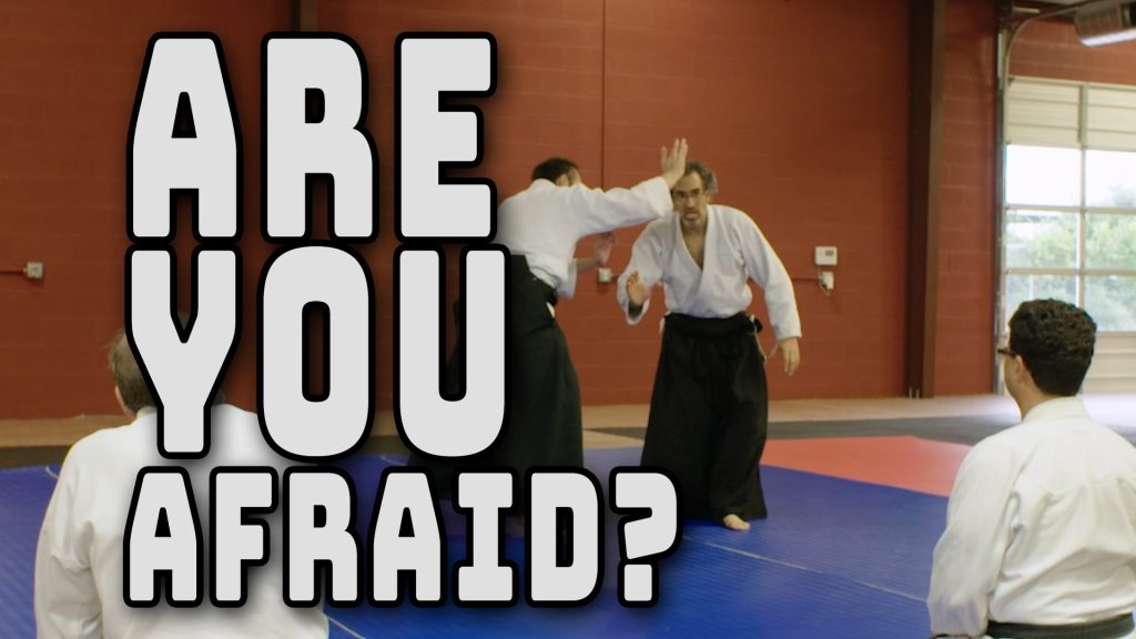 Are You Afraid? Irimi-nage.