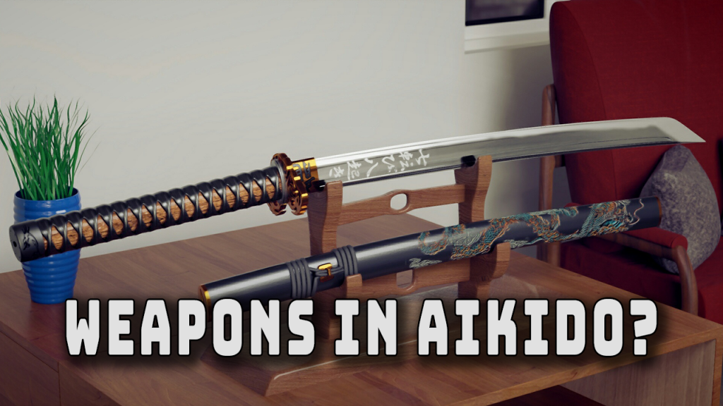 Weapons in Aikido?